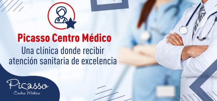 Bienvenidos a Picasso Centro Médico, una clínica donde recibir atención sanitaria de excelencia
