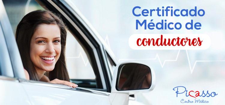 Certificado Médico de Conducción: qué es y cómo obtenerlo