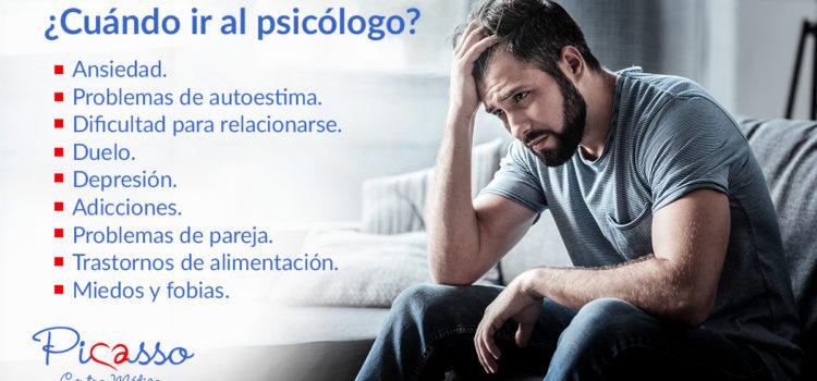 Psicología: eje principal del equilibrio emocional